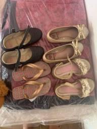 Título do anúncio: vendo sapatos infantis