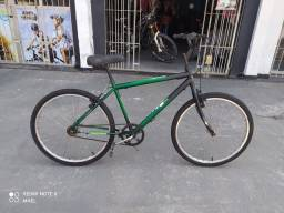 Título do anúncio: Bicicleta aro 26 usada com nota