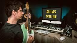 Aulas Online de Musica