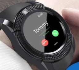Relógio inteligente celular smart Watch dz09 Bluetooth chip
