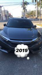 Civic Touring 2019 1.5 turbo
