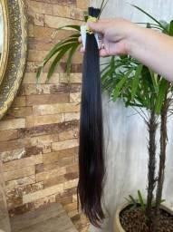Cabelo humano para Mega Hair, (do Sul)