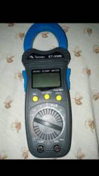 Alicate amperimetro minipa ET3388