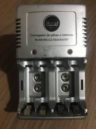 Título do anúncio: Carregador para pilhas recarregáveis