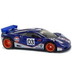 Título do anúncio: Hot Wheels Gulf McLaren F1 GTR