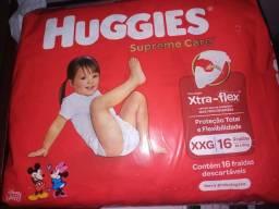 Vendo 10 pcts fraldas Huggies