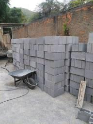 Blocos de concreto e Lajes