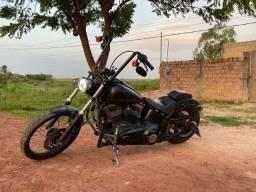 Harley Davidson Blackline 2012
