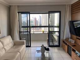 Apartamento para venda possui 90 metros quadrados com 3 quartos em Madalena - Recife - PE
