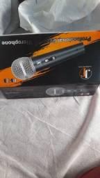 Microfone faço entrega