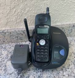 Título do anúncio: Telefone sem Fio Panasonic KX-TG2825LBB