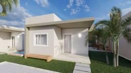 Título do anúncio: Casa térrea em condomínio, com 153m², 3/4, em Vila de Abrantes