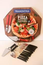 Kit para pizza Tramontina (novo)
