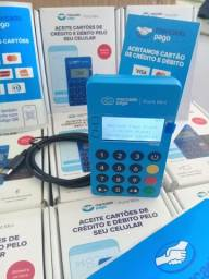 Nova Point Mini - Maquininha de cartão lançamento - Mercado Pago