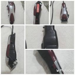 Máquina de corta cabelo profissional