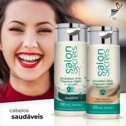 Kit shampoo e condicionador Equilibrio Vital - Embelleze Salon Secrets