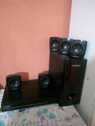 Home Theater Mondial Completo