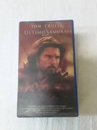 Filme O Último Samurai Dublado fita Cassete VHS