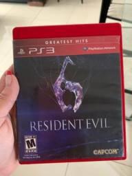Jogo para PS3 RESIDENT EVIL ORIGINAL