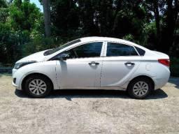 Hyundai HB20S 2014 único dono