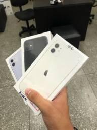iPhone 11 lacrado pronta entrega com 1 ano de garantia