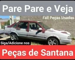 Sucata / Peças Santana (Barataço Barataço)