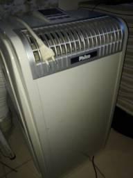 Condicionador de ar portátil pH 13000 qf marca Philco