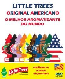 Aromatizante Little Trees - Versão Original Americana na embalagem amarela lacrado!!