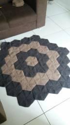 Vendo tapete  de sala.1.80 de diametro