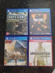 Jogos pra PS4