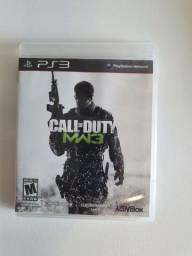 Título do anúncio: Jogo Call of Dutty MM3 para PS3 (Playstation 3)