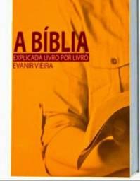 Livro a bíblia explicada, livro a livro