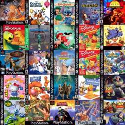 Jogos de Playstation 1 (ps1, psone) com legendas e dublagens em português