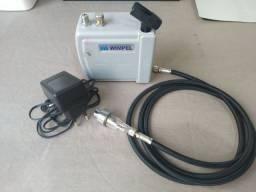 Título do anúncio: Compressor aerógrafo com filtro e mangueira Wimpel