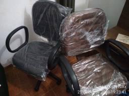 Cadeira Home office diretor com pistão a gás