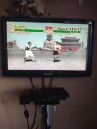 Título do anúncio: TV e vídeo game