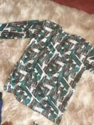 Promoção Camisas termicas UV sublimadas