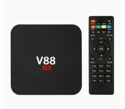 TV Box Android 10.1 4K H.265 Youtube 2.4GWifi Media Player Set Top Box 2GB RAM +16GB ROM