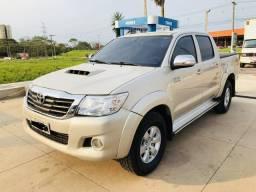 Hilux SRV 3.0 4x4 Diesel Aut. 2013 - 2013