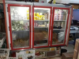 Vendo freezer GELOPAR muito barato para vc que é comerciante muito conservado
