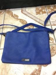 Bolsa azul
