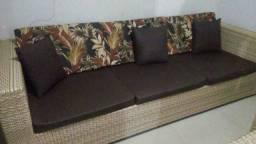 Sofa fibra sintetica
