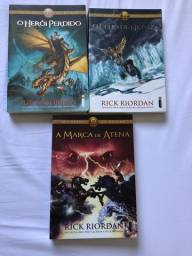 Os heróis do Olimpo - Percy Jackson