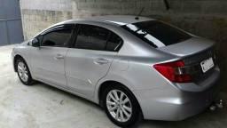 Honda Civic LXL 2012/2013 - GNV - 2012