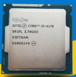 Vendo processador i3 4170 3.7ghz