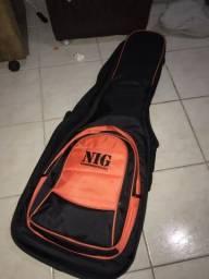 Bag de guitarra V/T por bag violao