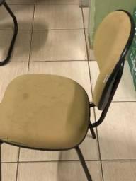 Cadeiras para escritórios / consultórios
