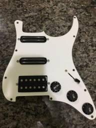 Escudo guitarra completo Malagoli