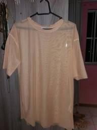 Camiseta de tule