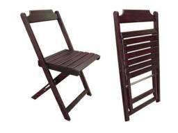 Oportunidade ( 90 cadeira de madeira/seminova )